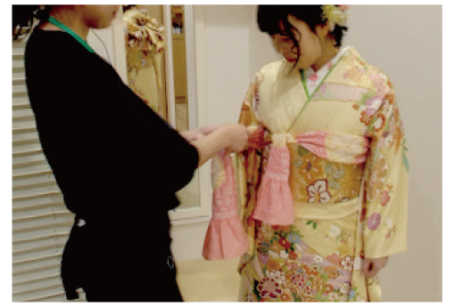 成人式の振袖・着物|安城市の きもの和楽 かね宗|着付・レンタル